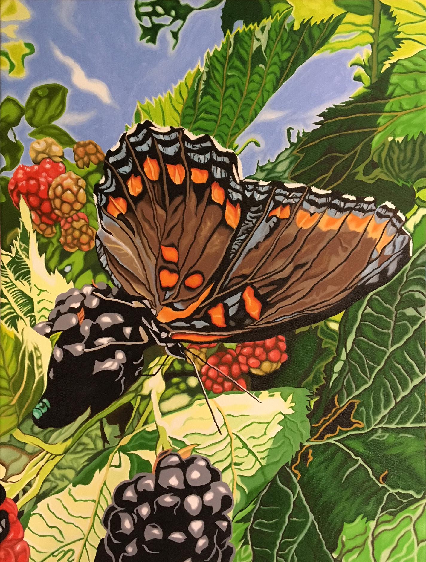 Nectar of the Gods – Giclee Print